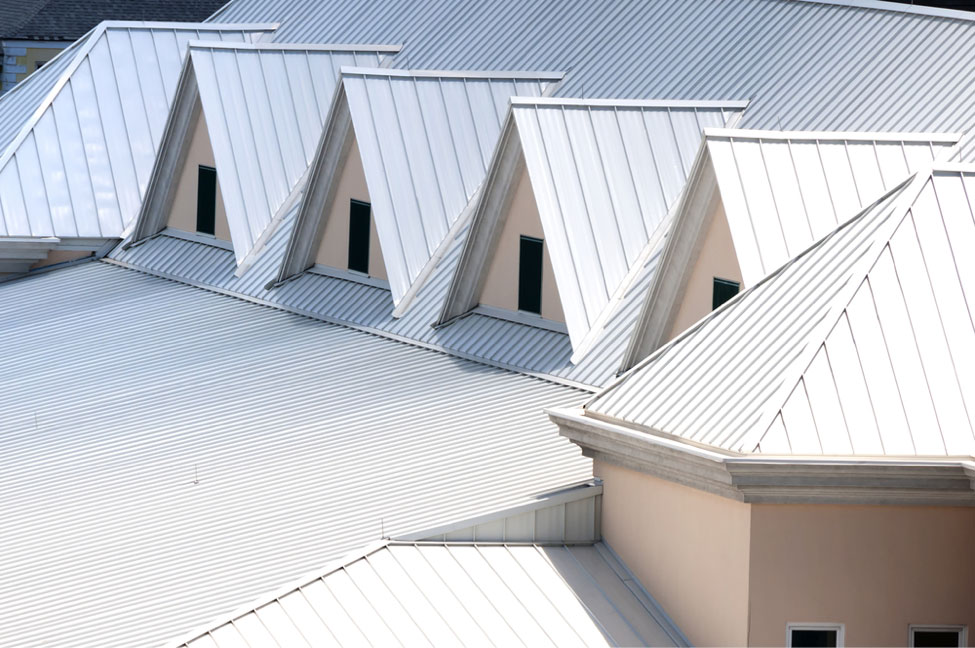 How to get an eco friendly roof?