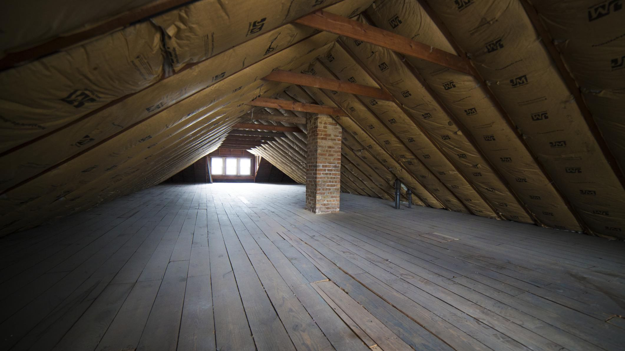 How to cool down an Attic?